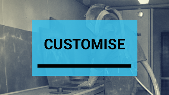 Customise polyurethane products