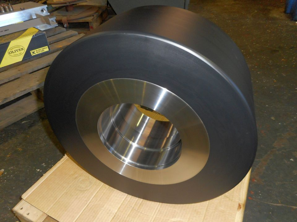 Mining and Mineral Processing 280 nylon wheel