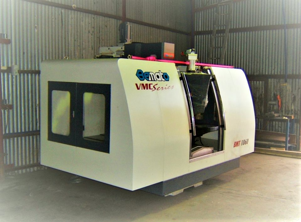 Engineering - Verticle Machining Centre